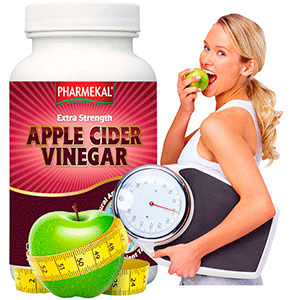 Almaecet (Apple Cider Vinegar) 300mg  -  200db