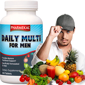 Daily Multi For Men - 100db