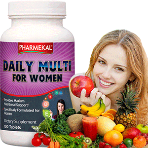 Daily Multi For Women - 100db
