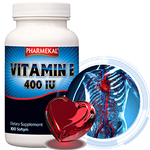 E-Vitamin 400IU  -  100db