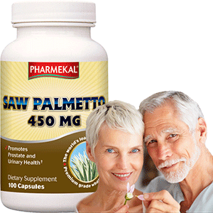 Fűrészpálma (Saw Palmetto) 450mg  -  100db