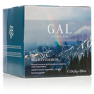 GAL Multivitamin - 30 adag