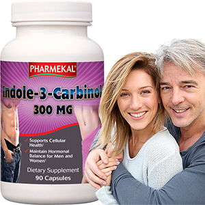 Indol-3-Carbinol 300mg - 90 db
