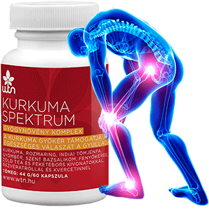Kurkuma Spektrum - 60db