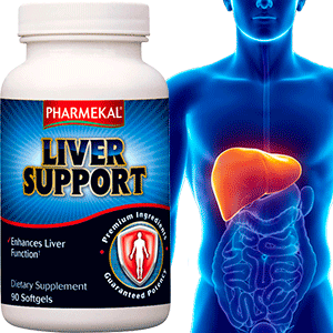 Liver Support (Máriatövis) 1000mg  -  90db