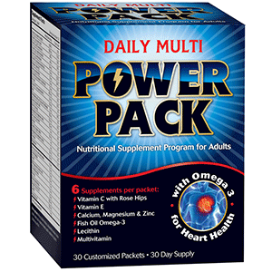 Power Pack Multivitamin csomag - 30 csomag