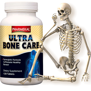 Ultra Bone Care (Cal+Mag+D3+K) komplex - 120db